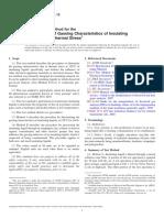 ASTM D 7150 - 13 Gassing Determination