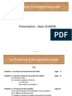 Finance Entrepreneuriale A DUMON.pptx