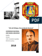 BIOGRAFIA DE JOSE MARIA ARGUEDAS ALTAMIRAMO