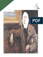 Dónde está mi cabeza. Benito Pérez Galdós