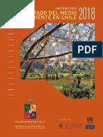 Informe pais estado del medio ambiente en chile 2018
