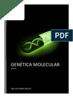 sebenta genética humana