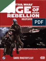 Age of Rebellion - Game Master's Kit