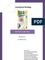 Nestle Slim Milk