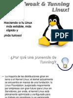 Tweak & Tunning Linux