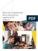 Unesco Competencias Tic Docentes Version 3 2019