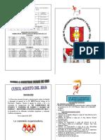DIPTICO III CAMPEONATO PPFF