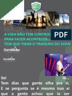 APRESENTAÇÃO DE DOMI MÜLLER NA REUNIÃO-ALMOÇO DE 8 DE DEZEMBRO