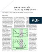 Concrete Construction Article PDF_ High-Performance Concrete Durability Affected by Many Factors