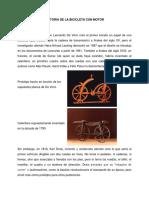 Historia de la Bicicleta con Motor.docx