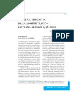 Dialnet-PoliticaEducativaDeLaAdministracionPastranaArango1-4018383