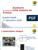 A. SAADE - HESPUL 170408 - Facteurs de succés