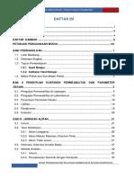 daftar isi-modul-12- ANALISA STABILITAS BENDUNGAN_ PERHITUNGAN REMBESAN