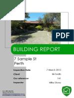 building-report