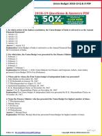 Union Budget 2018-19 Q & A PDF by Smyra.docx