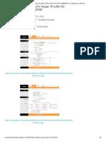 Parámetros de ABA CANTV, Router TP-LINK,TD-W8961ND _ Computación y Sistemas
