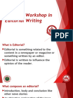 Lecture_Editorial Writing