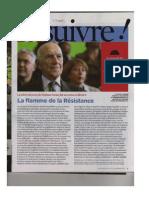 Stéphane Hessel article de Télérama