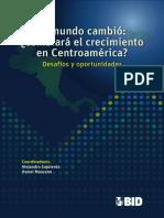 Infrome Macro Centroamerica-CID-BID