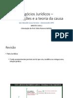 aula-direito-civil-1-negócio-jurídico-classificação-e-teoria-da-causa
