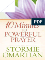 10 Minutes To Powerful Prayer - Omartian, Stormie ES.docx