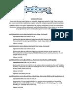 KR-Sabers-Installation-Price-List