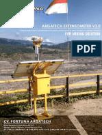Katalog Argatech Extensometer V3.0_Des_2016