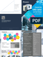 Daikin AHU Catalogue (Draft)