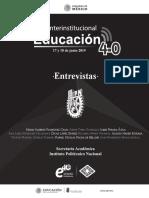 Foro interinstitucional 4.0