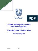 Losses _ Key Performance Indicators Approach