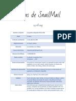 Fichas de SnailMail.docx