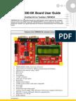 TMPM330-SK Board User Guide En