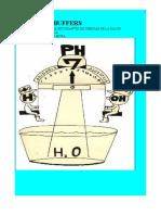 Agua pH y Buffers