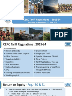 CERC Tariff Regulations 2019_Mangalore 27.06.2019.pptx