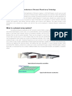 An Introduction to Ultrasonic Phased Array Technology