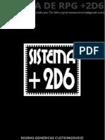 Sistema de RPG _2d6 versao 2.3 - Tio Nitro