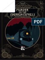 D&D5e - Eberron - Murder on the Eberron Express.pdf