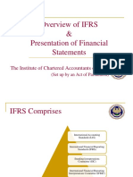 overview of ifrs