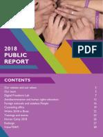 Public report_Human Constanta_2018