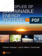 Principles of Sustainable Energy Systems - Third Edition