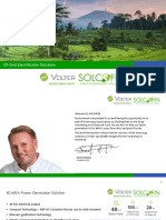 SOLCOFIN_VOLTER Off-Grid Electrification Solutions