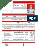 CV BILI PDF