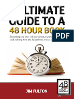 Ultimate Guide To A 48 Hour Book