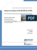 Modeling and investigation of the NorNed HVDC link with RTDS
