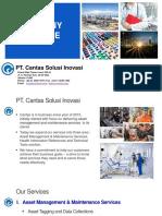 Cantas Company Profile 01oct2019