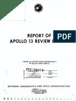 Report of Apollo 13 Review Board Final Report
