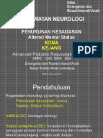 Kegawatan Neurologi 1999