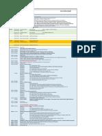 Logix 2019 -Programme Schedule
