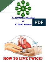 ADITHYA - Body Donation