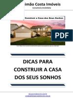 Dicas Para Construir a Casa Dos Seus Sonhos